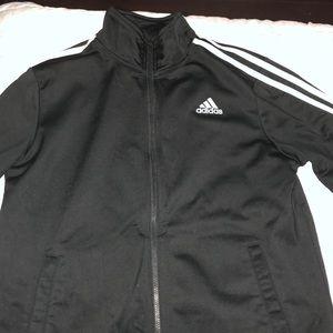 Adidas boys track jacket